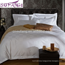 Alibaba China Suppiler High Quality Long Staple Cotton Bed Sheet ,Luxurious Bedding Sets
