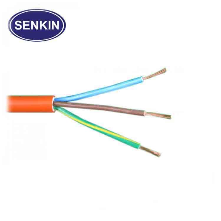 eliga C/âble en silicone 5 x 6 mm2