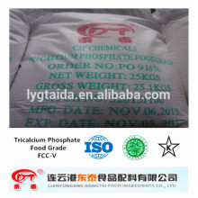 Best Price Food Grade Tricalcium Phosphate(TCP)