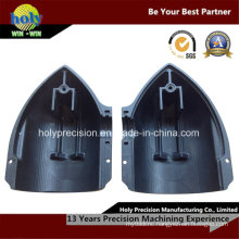 Black Matte Precision Machining 3D Printer Parts