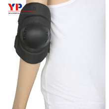 protetor de joelho de trabalhador de esportes joelheiras molde plástico