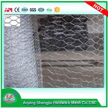 Treillis métallique hexagonal de haute qualité de 3/4 pouce