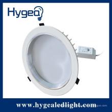 Lumière à panneau rond led gradable, plafond ronde Led Light