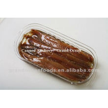 canned anchovy in olive oil