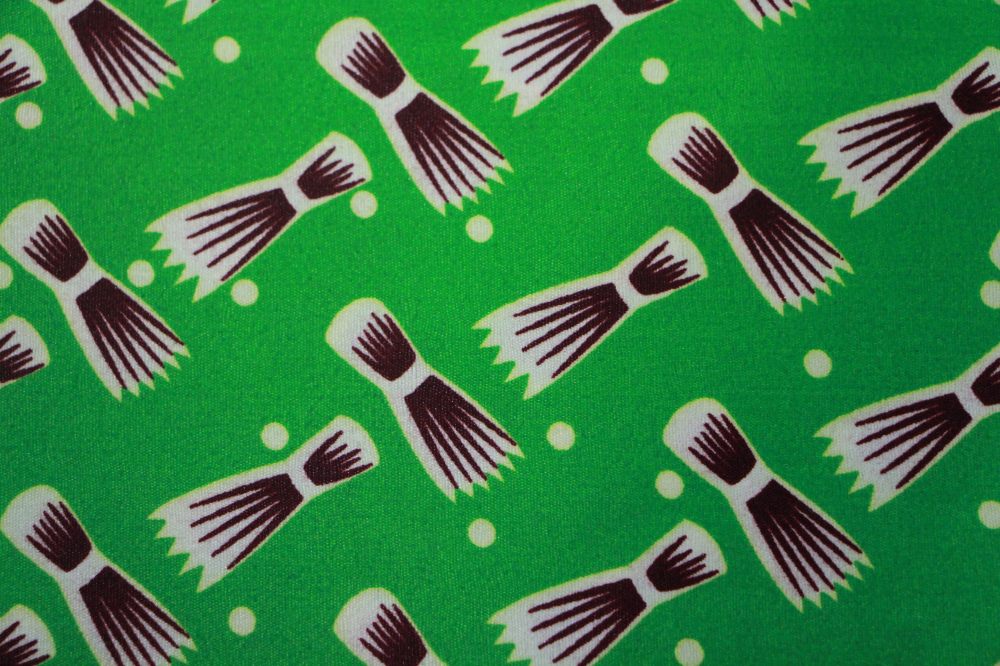 Java Africa Wax Fabric