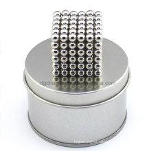 216PCS 5mm Permanent NdFeB Magnetic Sphere Balls Neocube