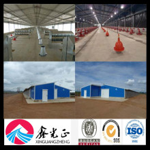 Morden Complete Automatic Design Poultry House and Equipment (PCH-16)