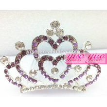 fashion birthday party tiara crown