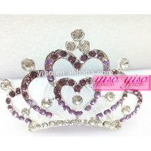 fashion birthday party tiara crown