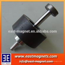 Polos del múltiple del imán del ferrite para el motor micro / el rotor magnético de múltiples polos para la venta