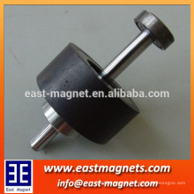 ferrite magnet multiple poles for micro motor/multiple poles magnet rotor for sale