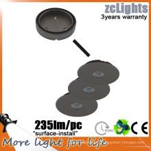 El moderno gabinete LED de luz LED enciende la iluminación de los muebles de la cocina IP44
