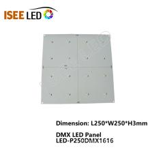 150mm*150mm DMX Led Panel Light