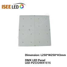 150mm * 150mm DMX llevó la luz del panel