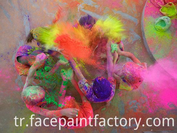 Color Holi Powder