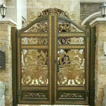 Contemporary Luxury Aluminum Front Garden Gate