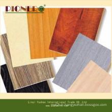 Full Hardwood Core Top Quality Melamine Plywood