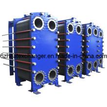 Intercambiador de calor de placas para agua a agua modelo A8m