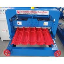 Color Glazed Tile Roll Forming Machine