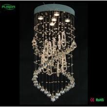 Hotsale LED Kristall Magic Down Anhänger Deckenbeleuchtung