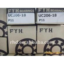 FYH Insert bearing/shpearical bearing UC206-18