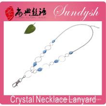 2016 Fashion ID Lanyard Necklace Badge Holder Necklace Keychain Necklace