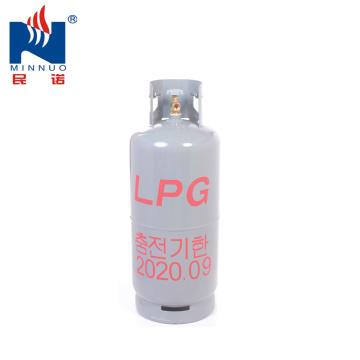 Cylindre de gaz LPG vide 20KG, bouteille de gaz
