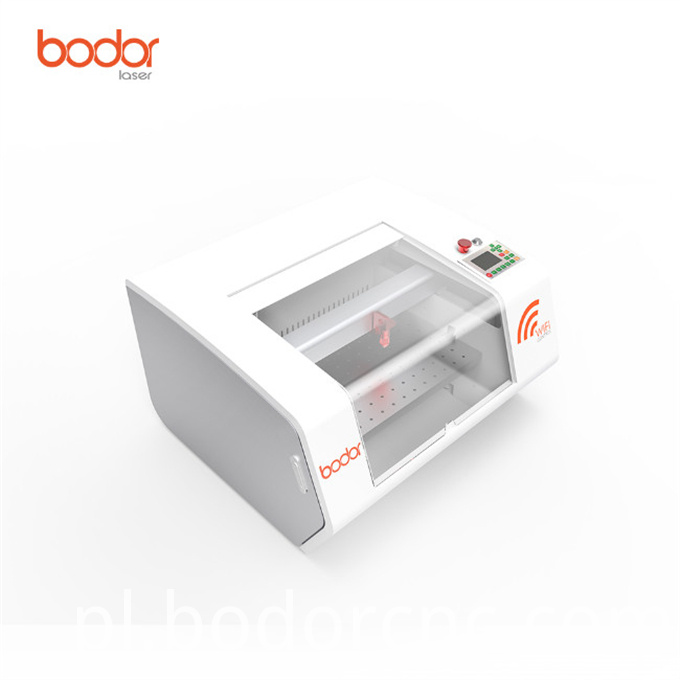 Mini laser engraving and cutting machine