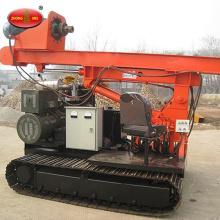 Mini Crawler Vibratory Pile Driving Equipment