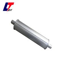 Seamlock aluminised universal round car muffler  DWO046