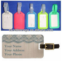 Excellent luggage tag maker