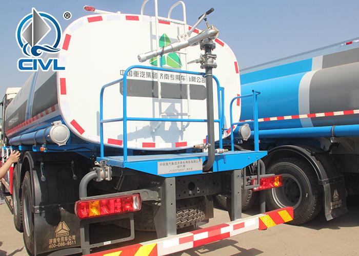Water Tank Truck 7
