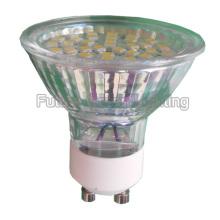 Lâmpada LED 36SMD GU10 / MR16 / Hr16 / JDR E27 / JDR E14