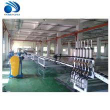 Hdpe-ENS-hölzerne Plastikdrainage-Plattenextrusion, die Maschine herstellt