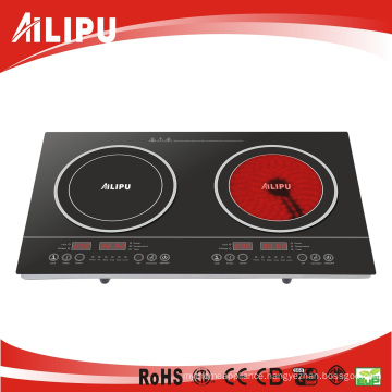 2015 2 Burner CB Certificate 3600 Watt Portable Save Energy Slide Control Electric Induction Cooker