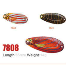 Wholesale in Stock Fishing Spoon Lures
