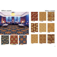 High Quality Wilton Polyester Hotel Carpets