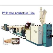 Пластичная машина ОРП/водоснабжения PE производственная линия трубы