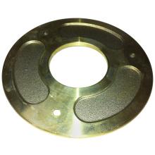 OEM ANSI brida con fundición de aluminio / acero / latón