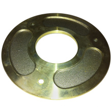 Фланец OEM ANSI с литой алюминиевой / сталью / латунью