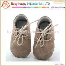 Chaussures bébé Brown Oxford