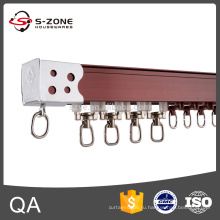Раздвижные направляющие для металлических занавесок GD16