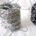 2.5mm Galvanized Barbed Wire Installers