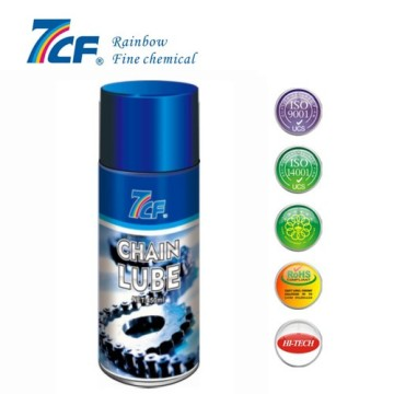lathe chain lube spray