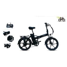 250w rear motor mini 20inch folding e-bike
