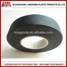 Nuevos productos de aislamiento del mercado negro cinta de tela de algodón