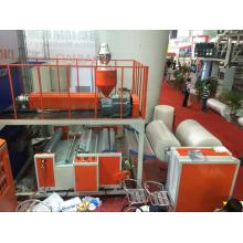 Good Quality for Double Layer Bubble Film Making Machine,Polyethylene Air Bubble Wrap Machine,Bubble Film Making Machine,Aluminum Air Bubble Film Making Machine Wholesale From China KYPE Double Layer ABF Making Machine supply to Liberia Manufacturer