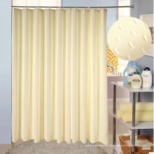 La nueva manera impermeabiliza la cortina de ducha 100% de la tela del poliester (WSSC-2016001)