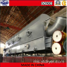 Anhydrous Barium Chloride Vibrating Bed Drying Machine