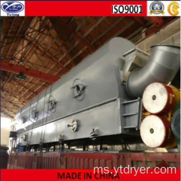 Natrium Pyrosulfite Vibrating Bed Drying Machine